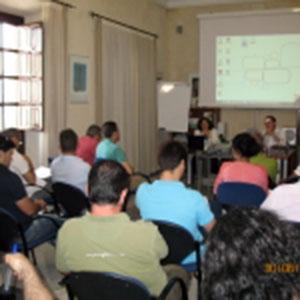 """JORNADAS """"ESTRATEGIA DE DESARROLLO LOCAL PARTICIPATIVA DE LA SERRANÍA SUROESTE SEVILLANA: NUEVAS OPORTUNIDADES PARA EL MEDIO RURAL"""""""