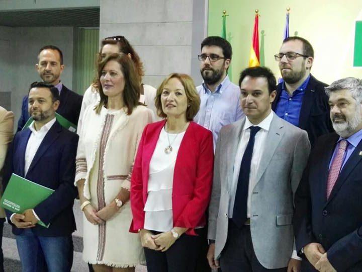 FIRMADO EL CONVENIO CON LA CONSEJERIA DE AGRICULTURA, PESCA Y DESARROLLO RURAL