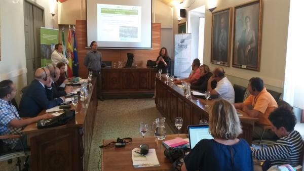 EXPERTOS EN GESTIÓN DE ESPACIOS NATURALES DE MARRUECOS Y ANDALUCÍA INTERCAMBIAN EXPERIENCIAS