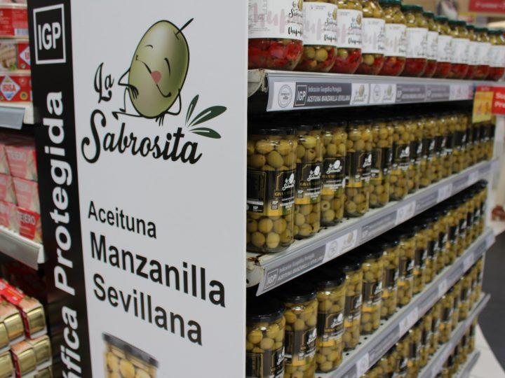 LA ACEITUNA DE SEVILLA CON SELLO DE CALIDAD YA A LA VENTA