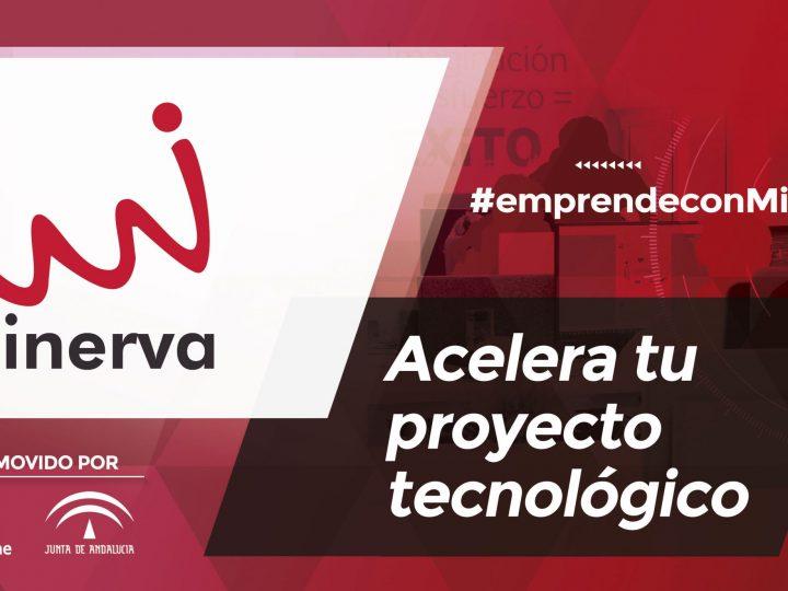 El programa de emprendemiento Minerva amplía el plazo hasta el 9 de noviembre para presentar tu proyecto TIC