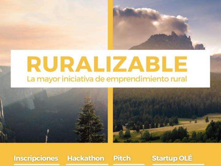 Ruralizable – La mayor iniciativa de emprendimiento rural