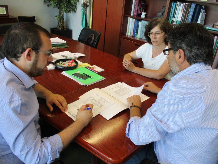 El GDR Serranía Suroeste Sevillana, grupo candidato